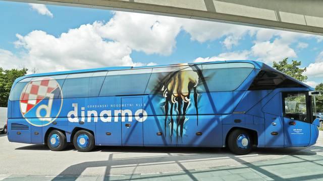 Dolazak nogometaša i stručnog vodstva GNK Dinamo na pripreme u Morvaske toplice