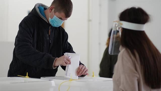 Milorad Dodik, član Predsjedništva BiH iz redova srpskog naroda, glasovao je na lokalnim izborima