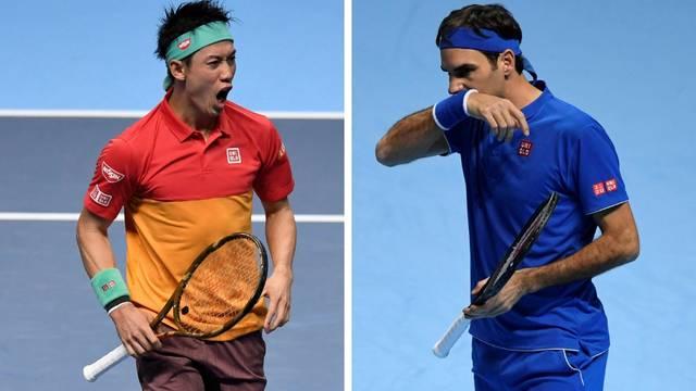 Nishikori iznenadio Federera, Čilića čeka meč protiv Zvereva