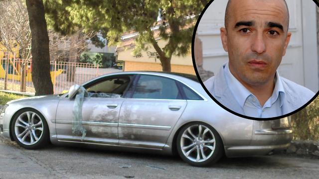 Svjedoku napada na Marića i bivšem boksaču izgorio Audi
