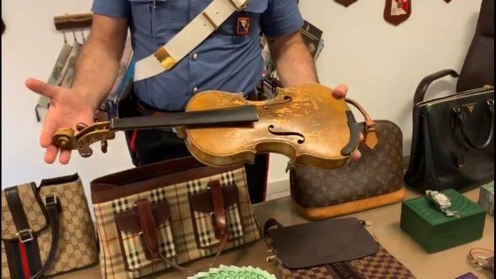 Hrvatski državljani u Italiji su ukrali i Stradivarijevu violinu?