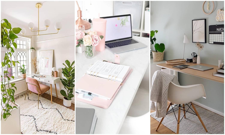 Lako je tako raditi od doma: Kućni uredi koji će vas zadiviti