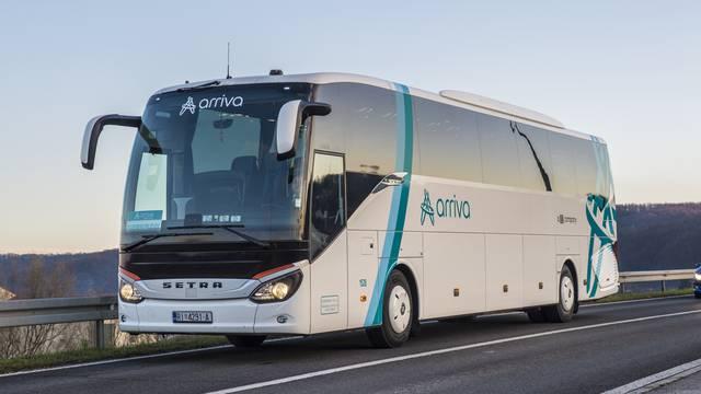 Arriva Group nema  veze s prijevoznikom Croatia busom