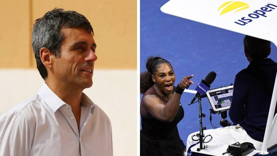 Sudac kojeg je Serena nazvala 'lopovom' sudi Čiliću u Zadru