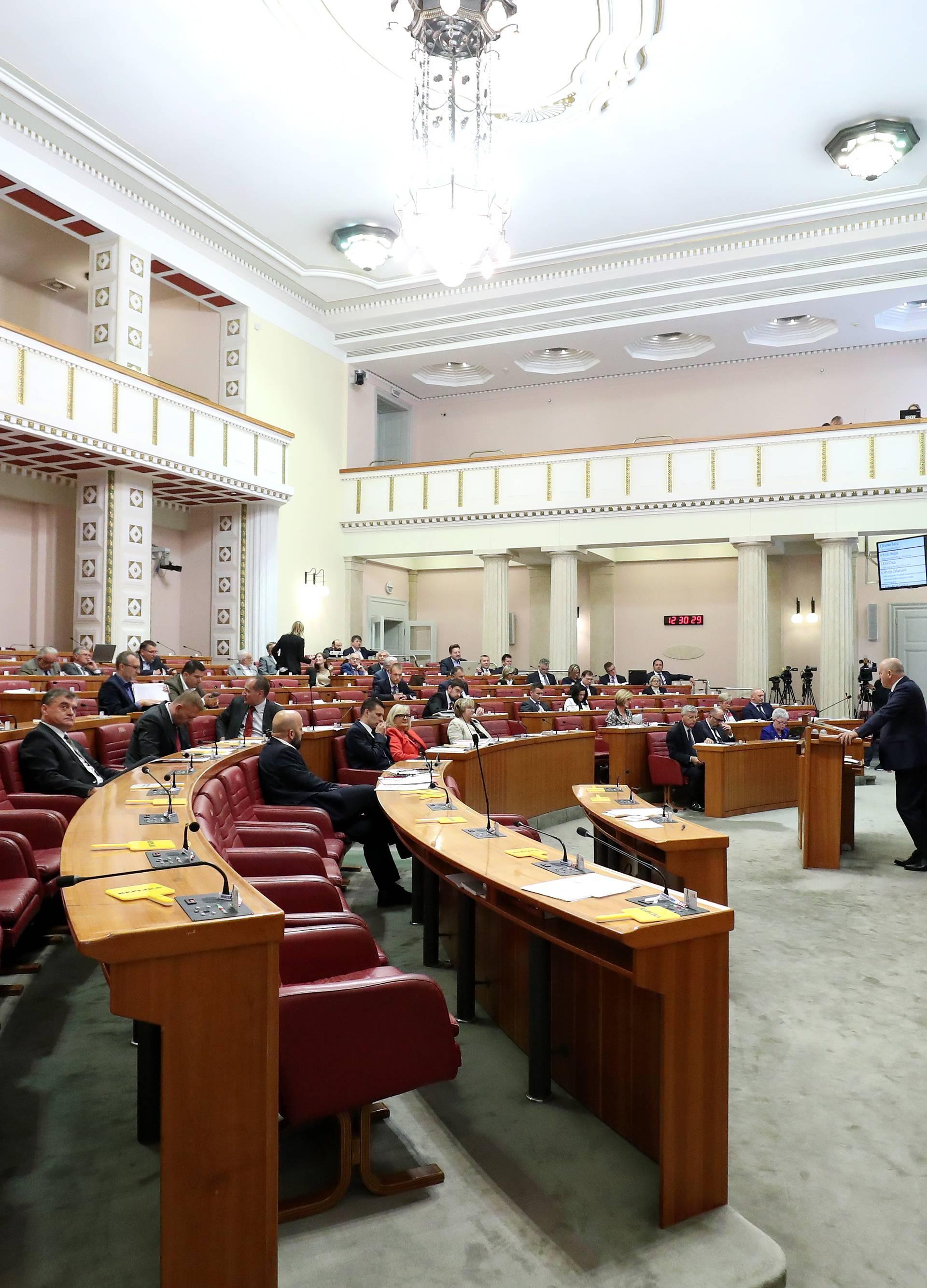 EPP će za uporabu dvorana u Saboru platiti 74.488 kuna