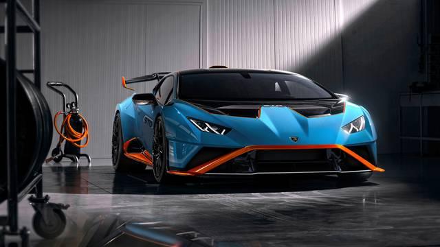 Huracan STO: Lamborghinijeva zvijer sa staze stigla na cestu