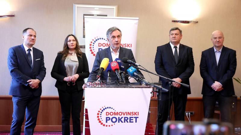 Pojačanje: Dobrović, Vukovac i Marić pridružili su se Škori...