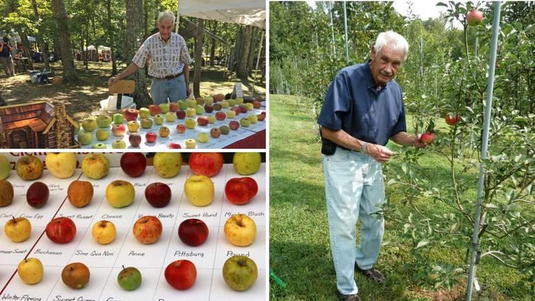 Zovu ga 'lovac na jabuke': Stare sorte spašava od izumiranja, a pronašao je preko 1000 njih