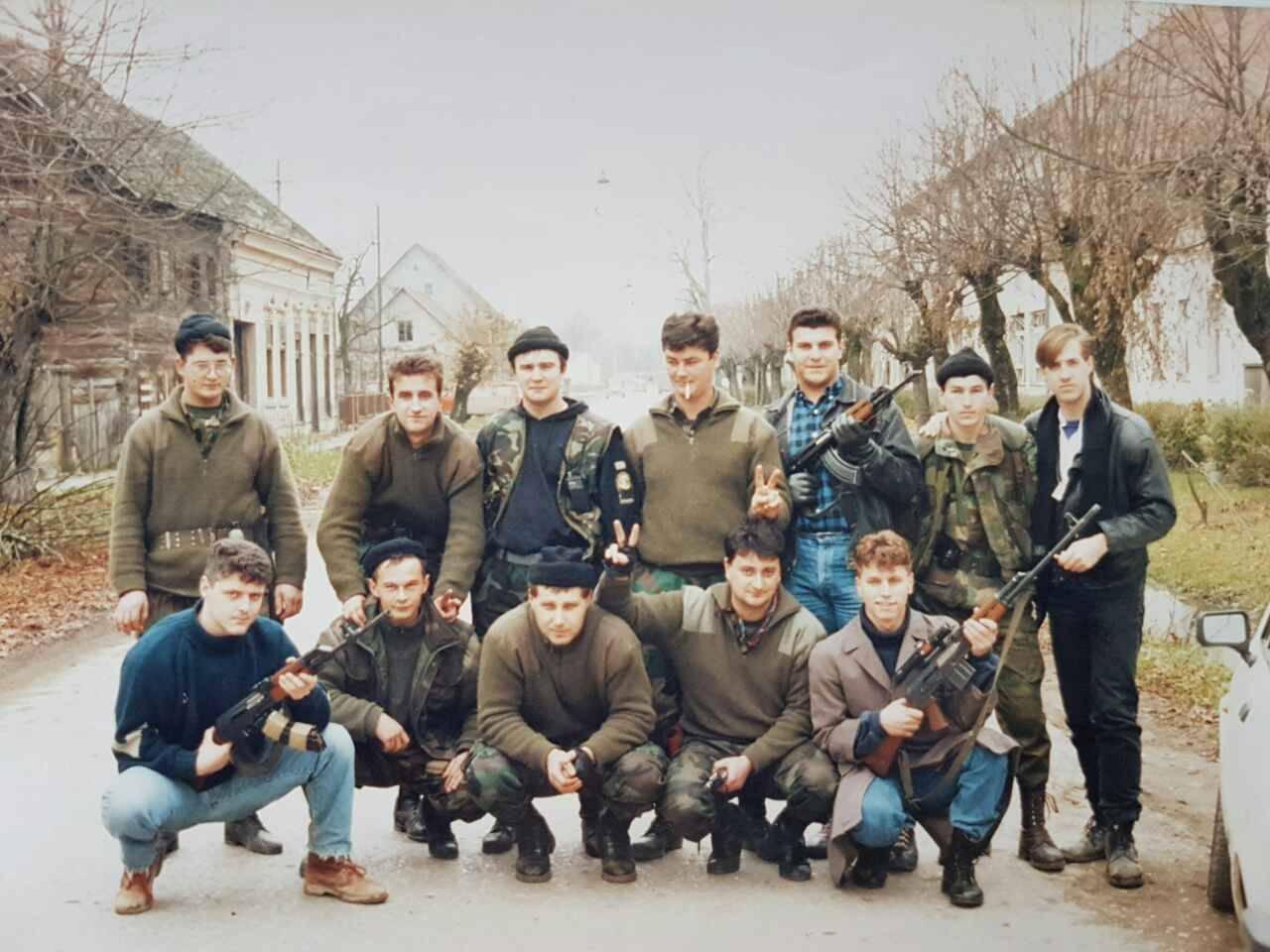 Blagdani pod granatama: Kako su branitelji slavili Božić '91.?