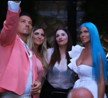 Samo luksuz: Karleušin outfit za rođendan košta 30 tisuća kn