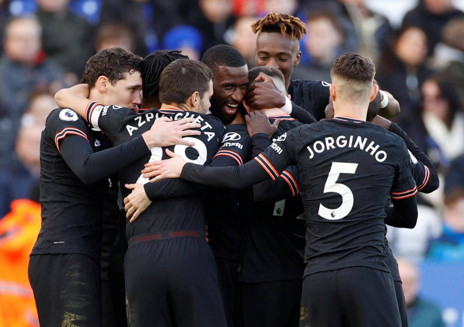 Premier League - Leicester City v Chelsea