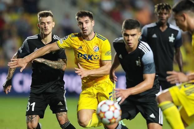 Tiraspol: Prva utakmica Play offa Lige prvaka između Sheriffa i Dinama
