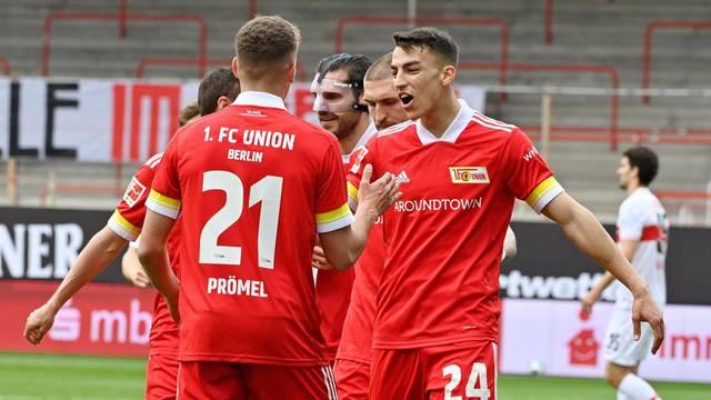 1. FC Union Berlin - VfB Stuttgart