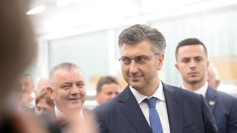 Plenković komentirao izjavu Škore: To je takvo lupetanje...