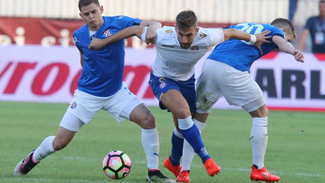 HNK Hajduk - GNK Dinamo