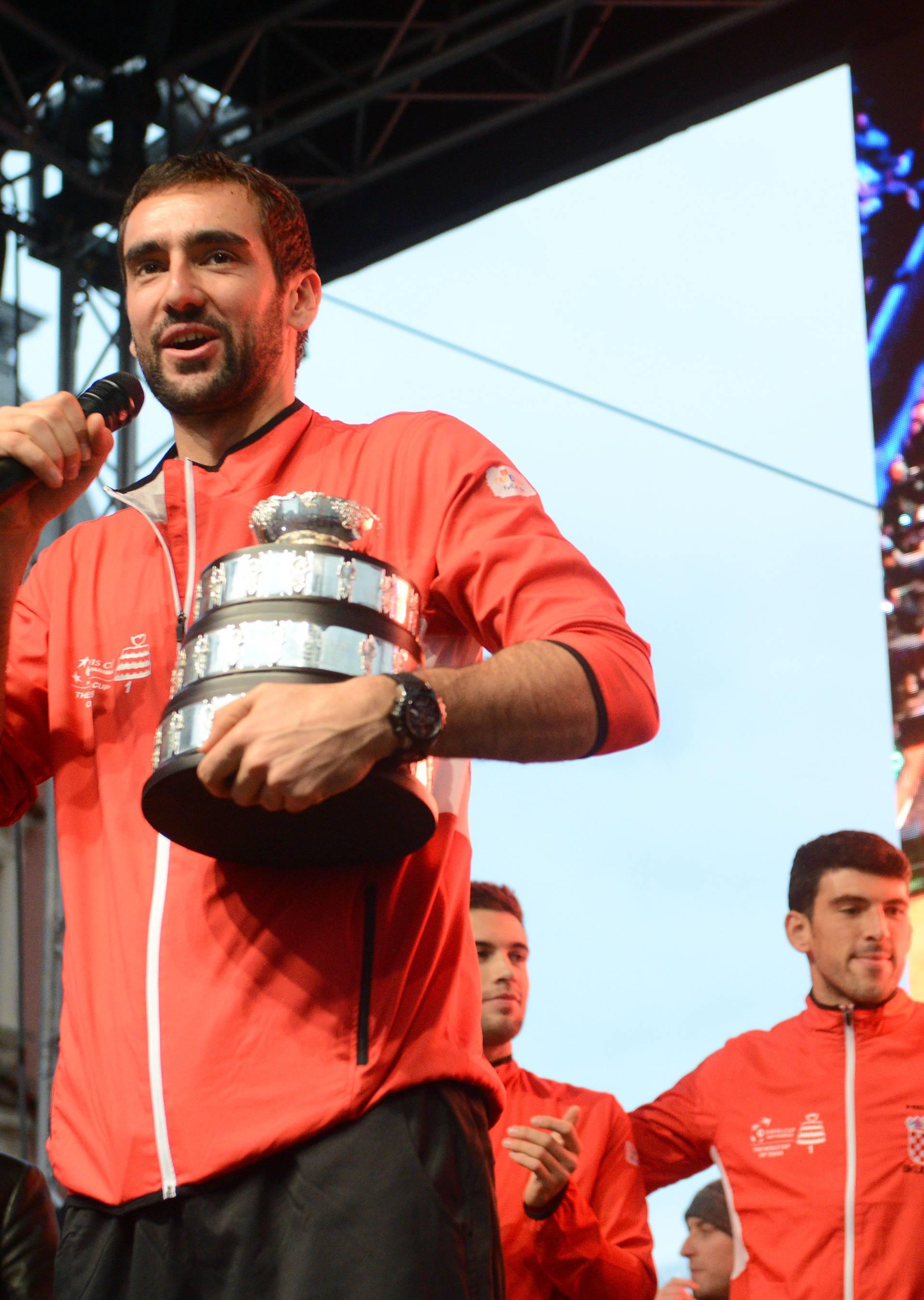 Otkazano i finale Davis Cupa!