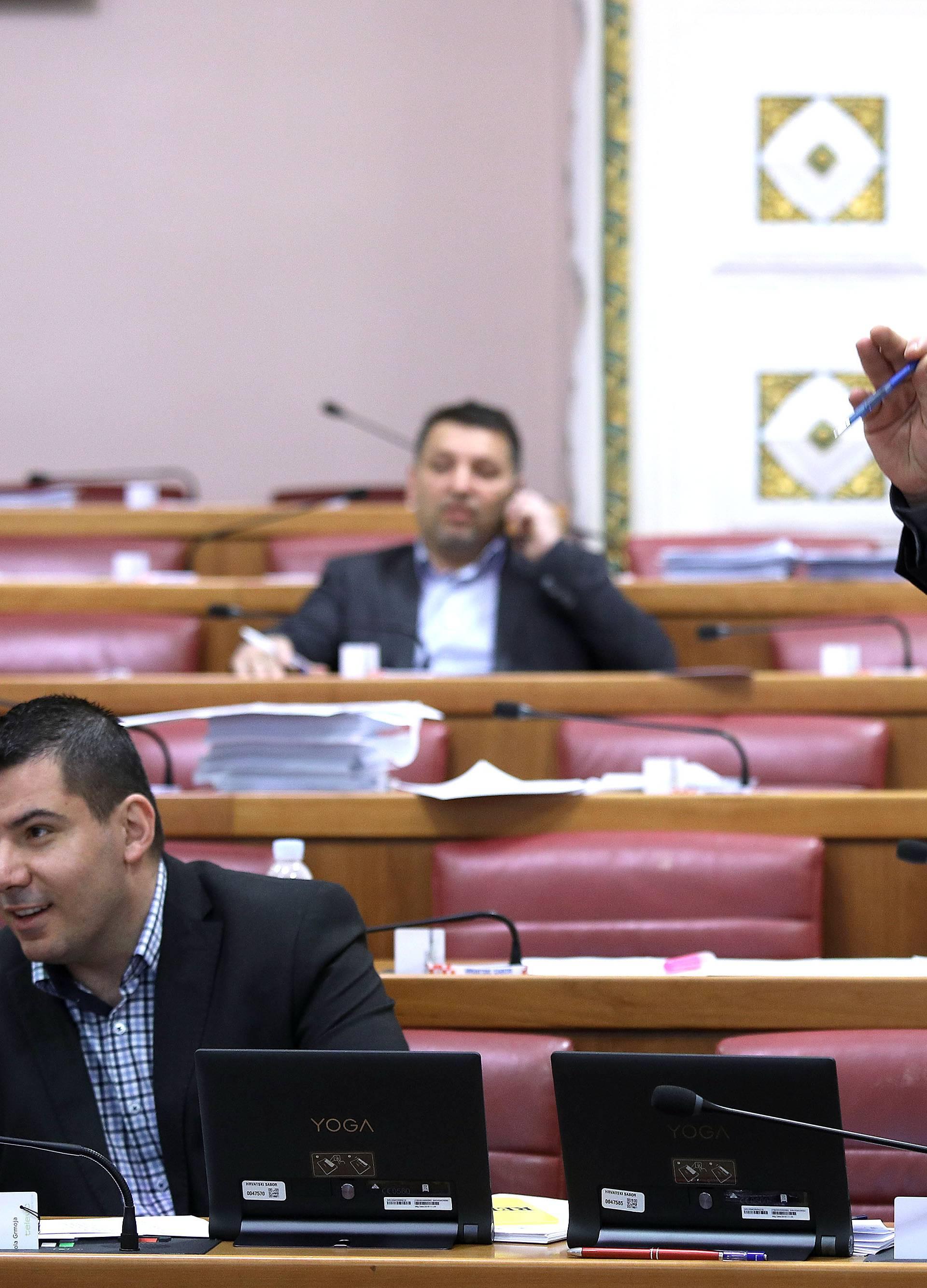 Najaktivniji Bulj, Barišić i Brkić nisu se ni jednom javili za riječ