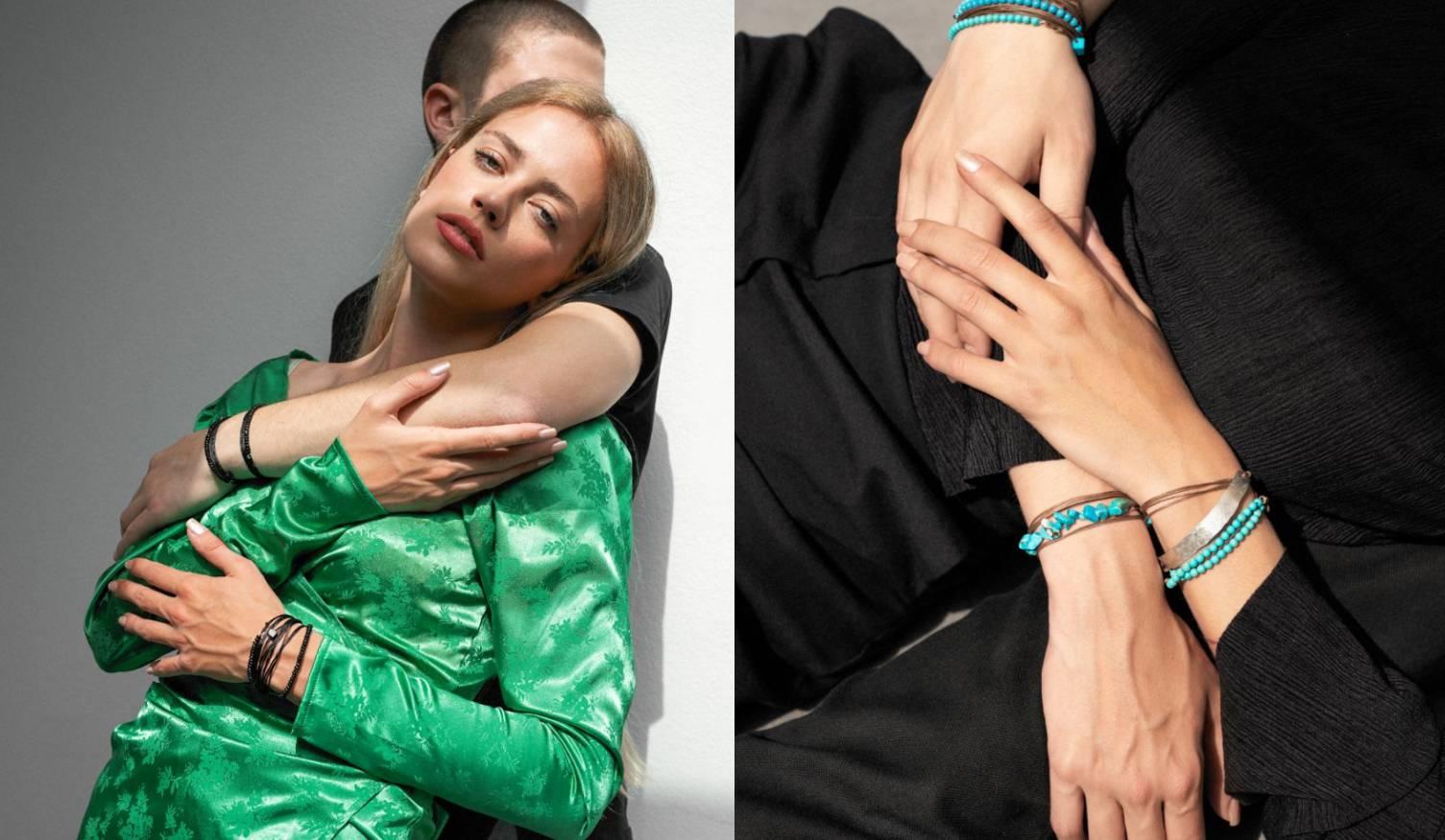 Hrvatski modni dizajner sada ima i vlastitu kolekciju nakita za dvoje, a inspiriran je dodirom