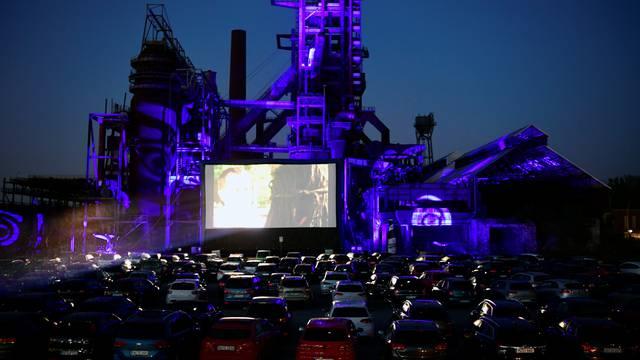 Ovaj vikend u Zagrebu filmovi će se gledati na parkiralištu