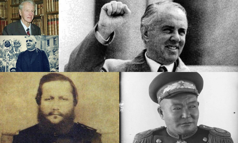 U lijes oca diktatora je natrpao dragulje i milijune pa pobjegao