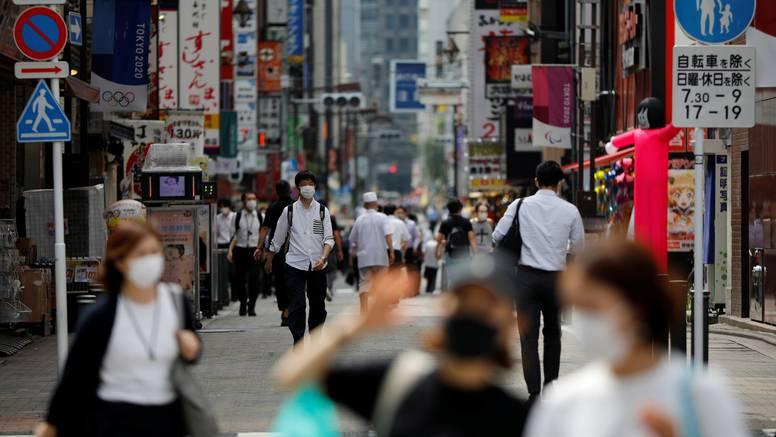 Japan širi izvanredno stanje, velik porast broja zaraženih zasjenio Olimpijske igre