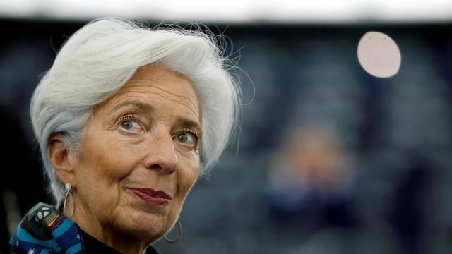 Šefica ECB-a: Gospodarstvo EU-a dramatično pada, trebamo plan