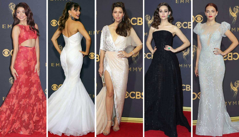 Najbolje haljine s Emmyja: Ove žene su osvojile crveni tepih