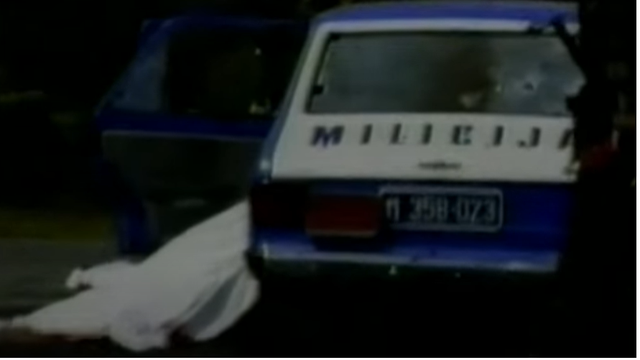 Ubijeni su u četničkoj zasjedi: Obilježena godišnjica pokolja četiri hrvatska policajaca