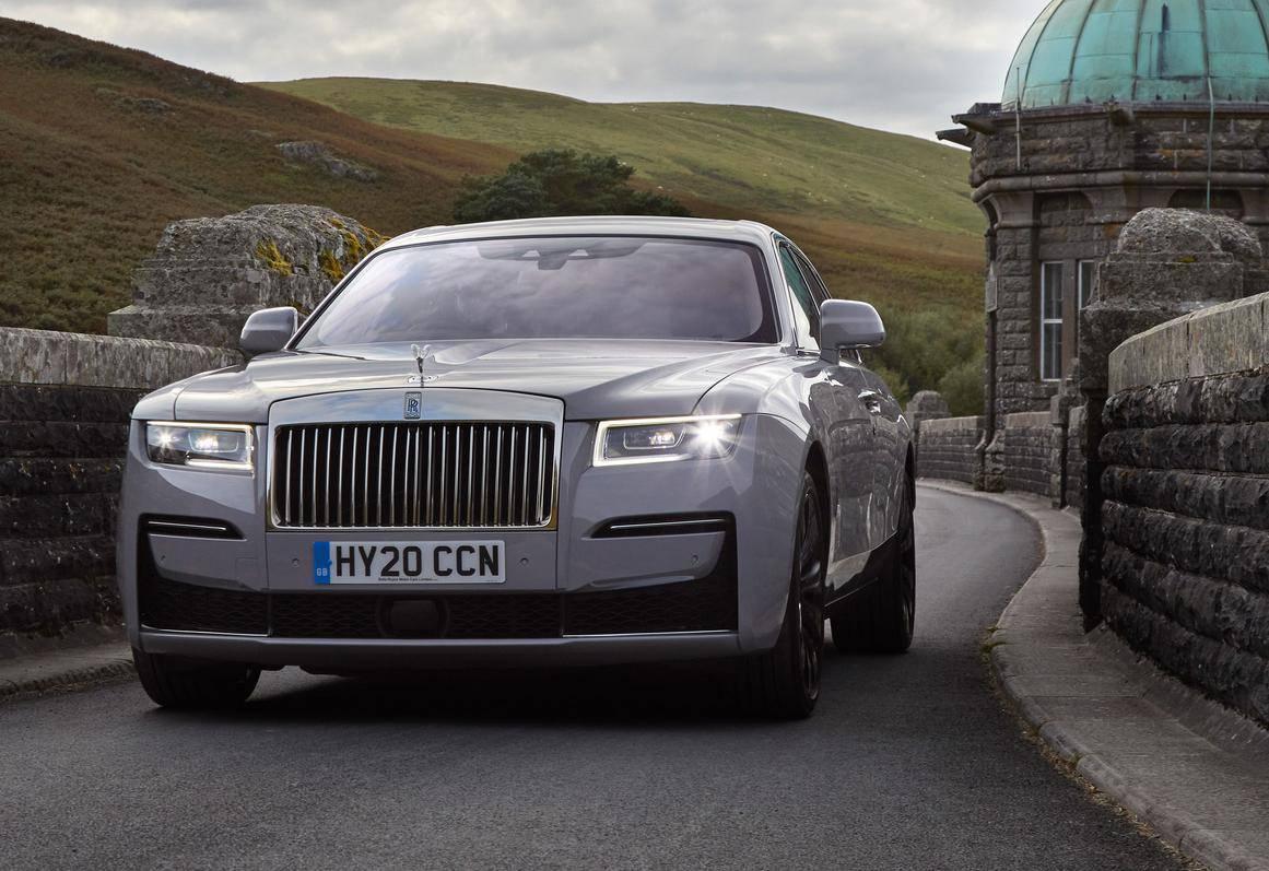 Novi Rolls Royce Ghost  je bio toliko tih da je izazivao mučnine