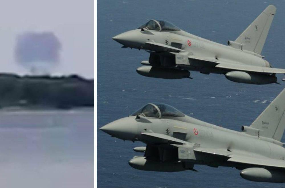 Sudarili se vojni avioni: Jedan pilot živ, drugi je poginuo