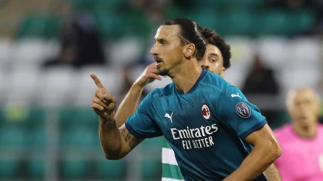 Europa League - Second Qualifying Round - Shamrock Rovers v AC Milan