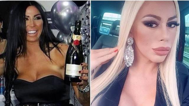 Starlete Tijana Ajfon i Mimi Oro su uhićene: Povezane s klanom?