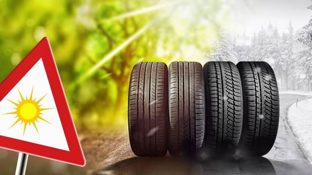 Prava guma spašava život: Na vrijeme ih promijenite na autu