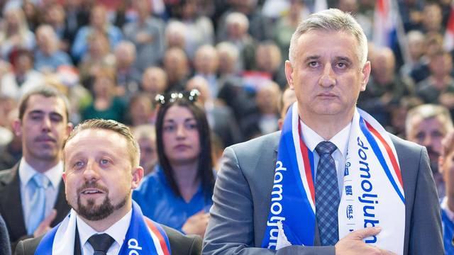 HSP AS dao je jednoglasnu podršku Domoljubnoj koaliciji