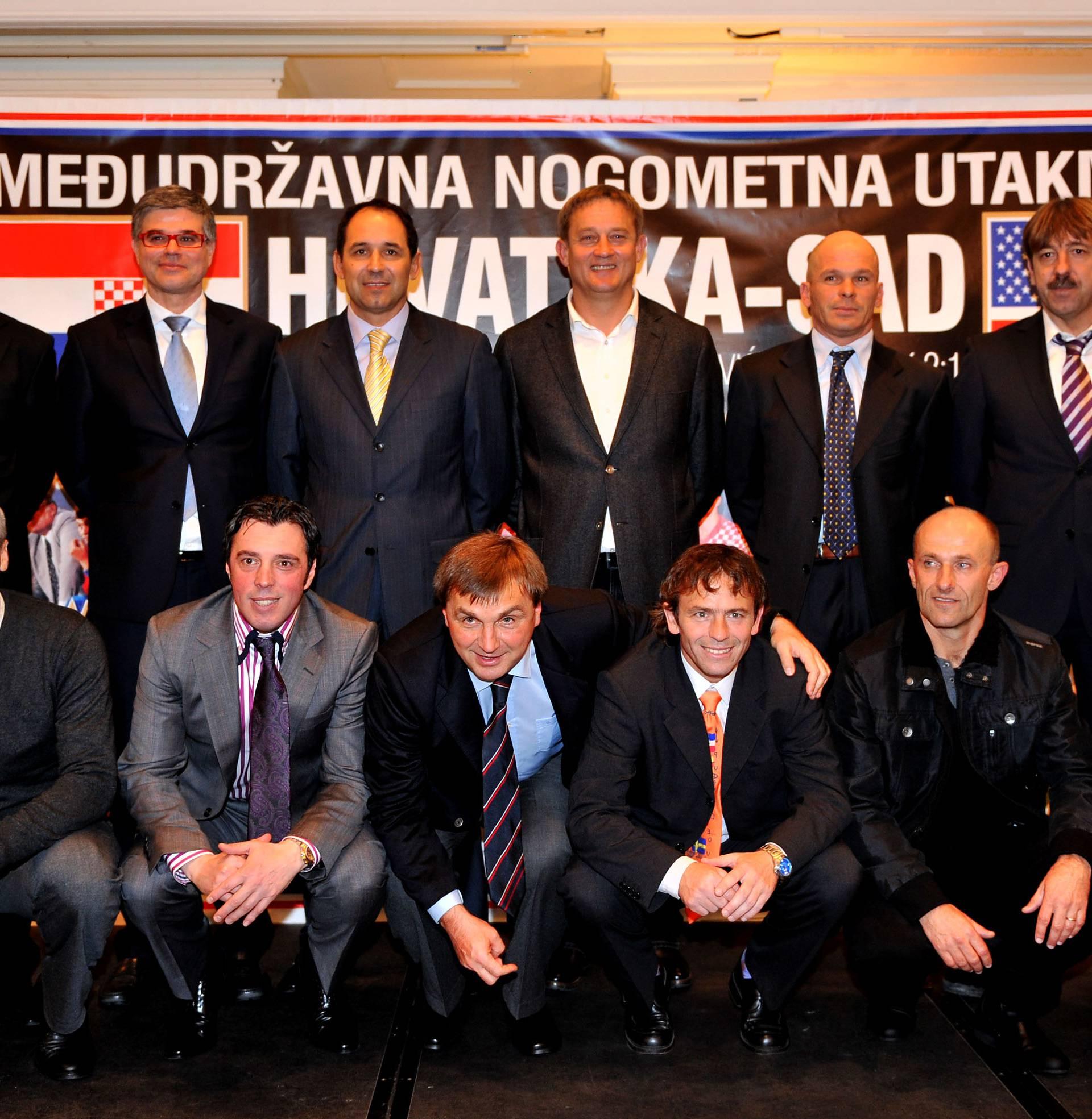 'Radost mog naroda: Maksimir i Trg ponosno vijore šahovnice'