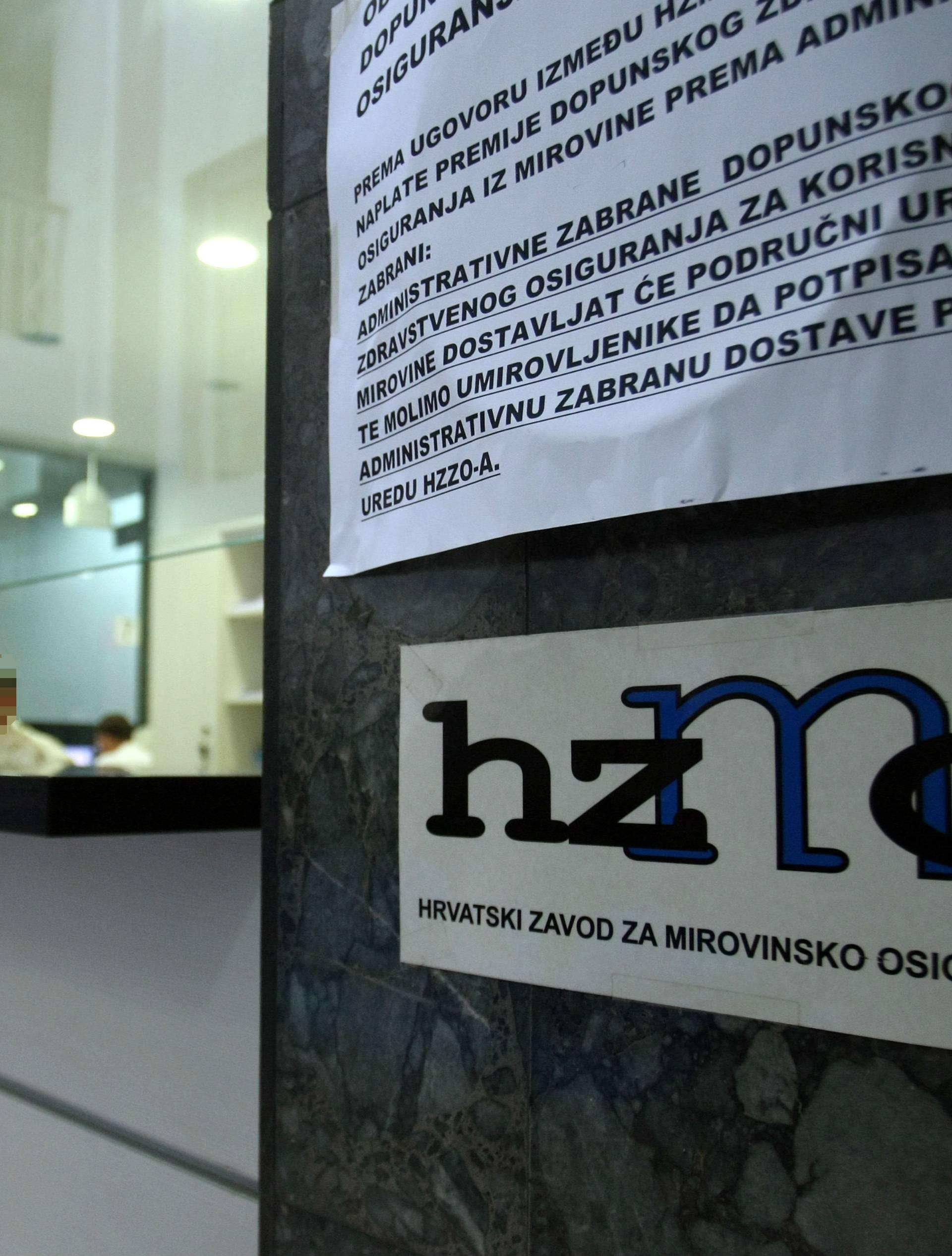 Smrt na šalteru u Koprivnici: Potpisao da je živ i - preminuo