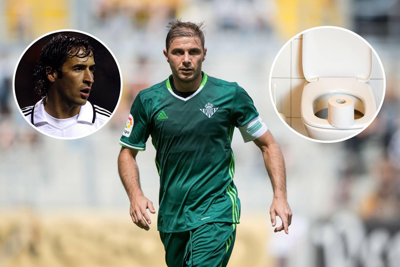 Joaquín: Raúl me nagovarao da potpišem za Real u - toaletu...