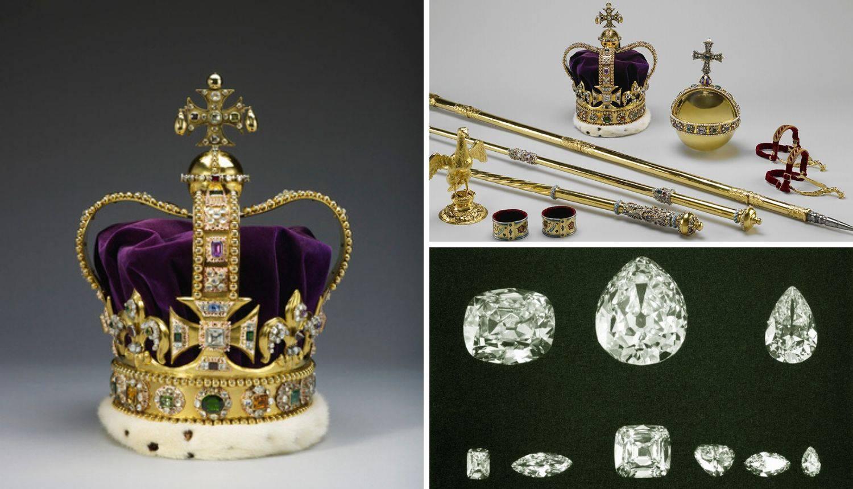 Dijamanti na kruni kraljice Elizabete II nastali su čak 600 km ispod Zemljine površine