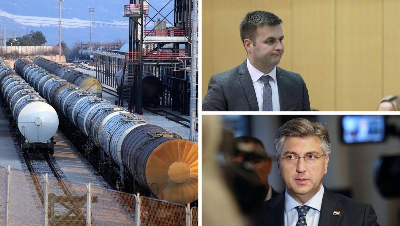 Ina je jeftino crpi: Mađarima su 'dali' čak 247.000 tona nafte