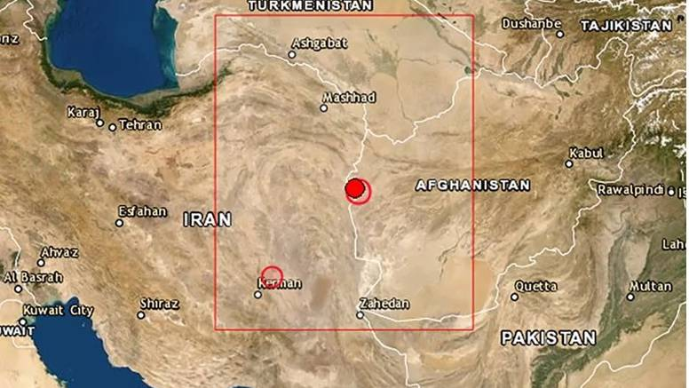 Potres jačine 5.8 pogodio Iran: Još se ne zna se broj stradalih