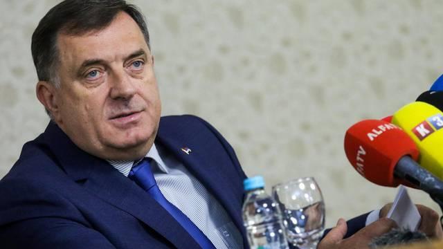 Dodik: Bošnjaci su uzurpirali pozicije Hrvatima i Srbima