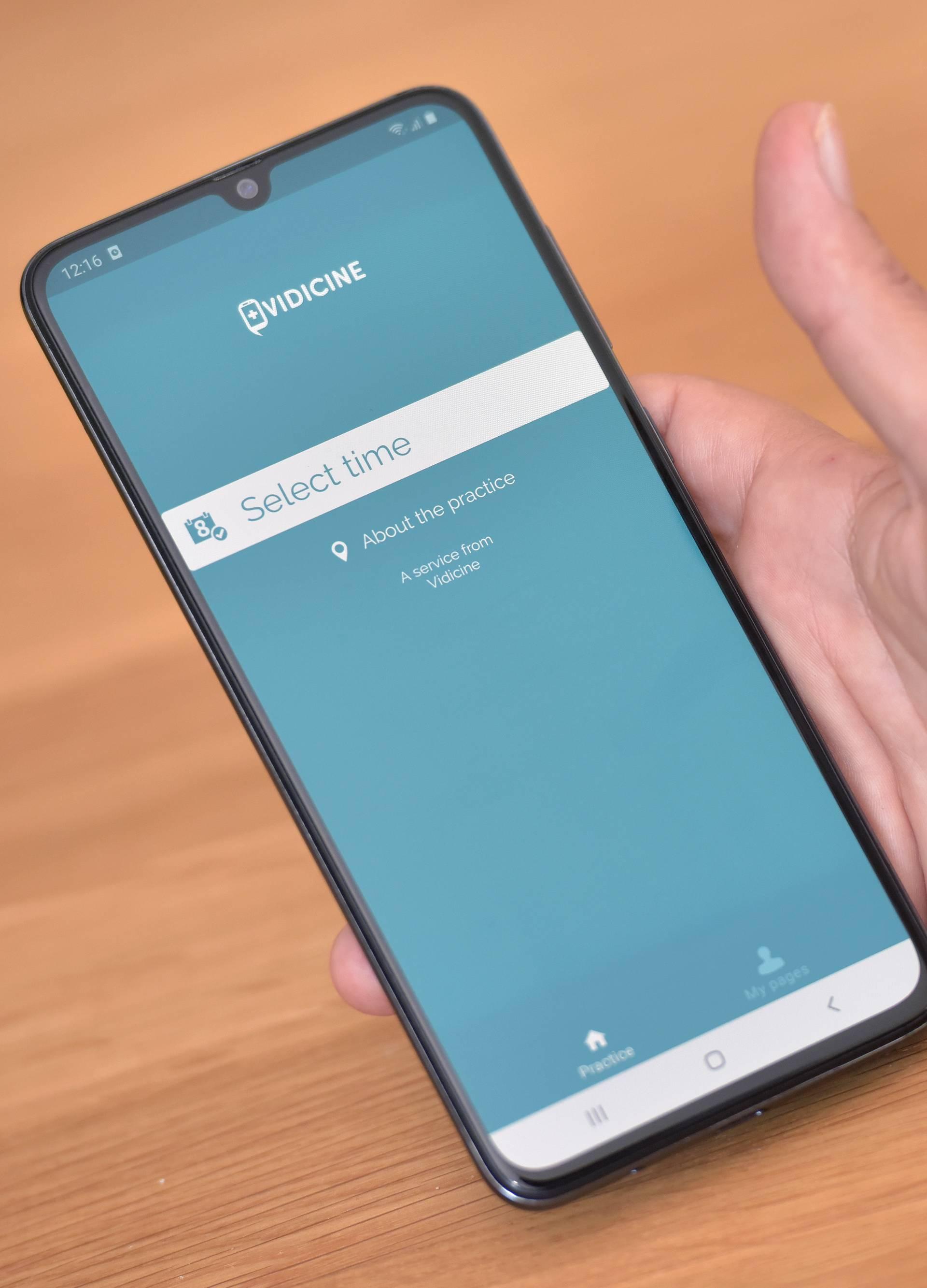Šveđanin u Hrvatskoj planira pokrenuti aplikaciju za doktore