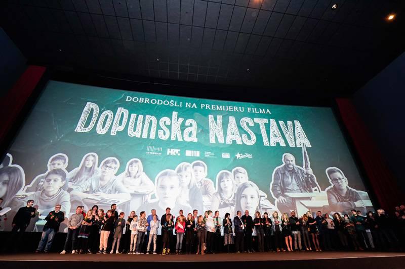 Održana dopunska nastava za sve ljubitelje filma