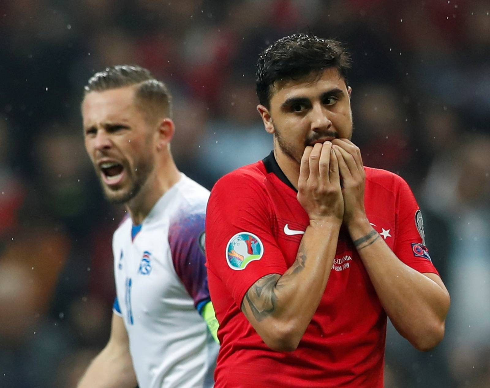 Euro 2020 Qualifier - Group H - Turkey v Iceland