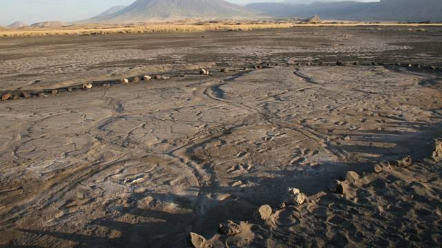 Engare Sero footprints study