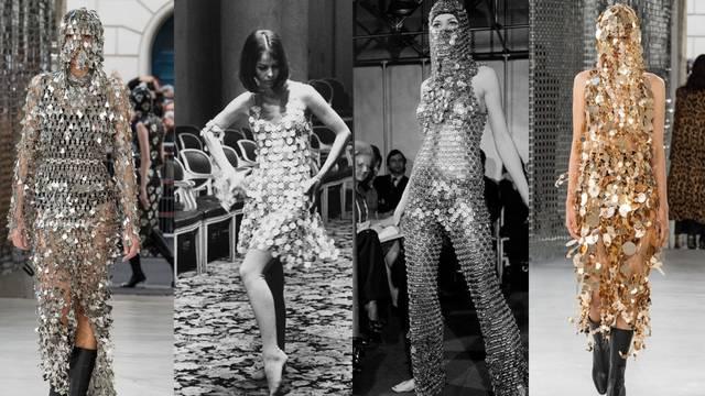 Paco Rabanne bio je otac glam haljina od metala, lanaca i zlata