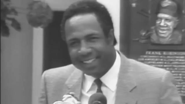 Umro je prvi tamnoputi bejzbol menadžer  Frank Robinson...