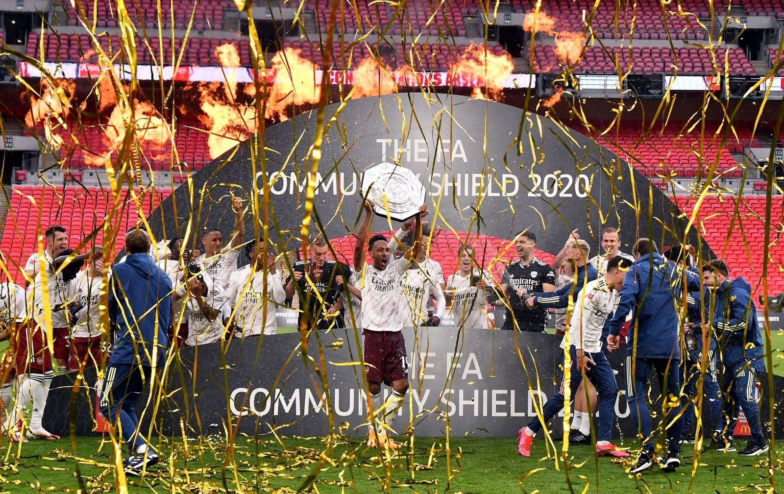 Liverpool v Arsenal - Community Shield - Wembley Stadium