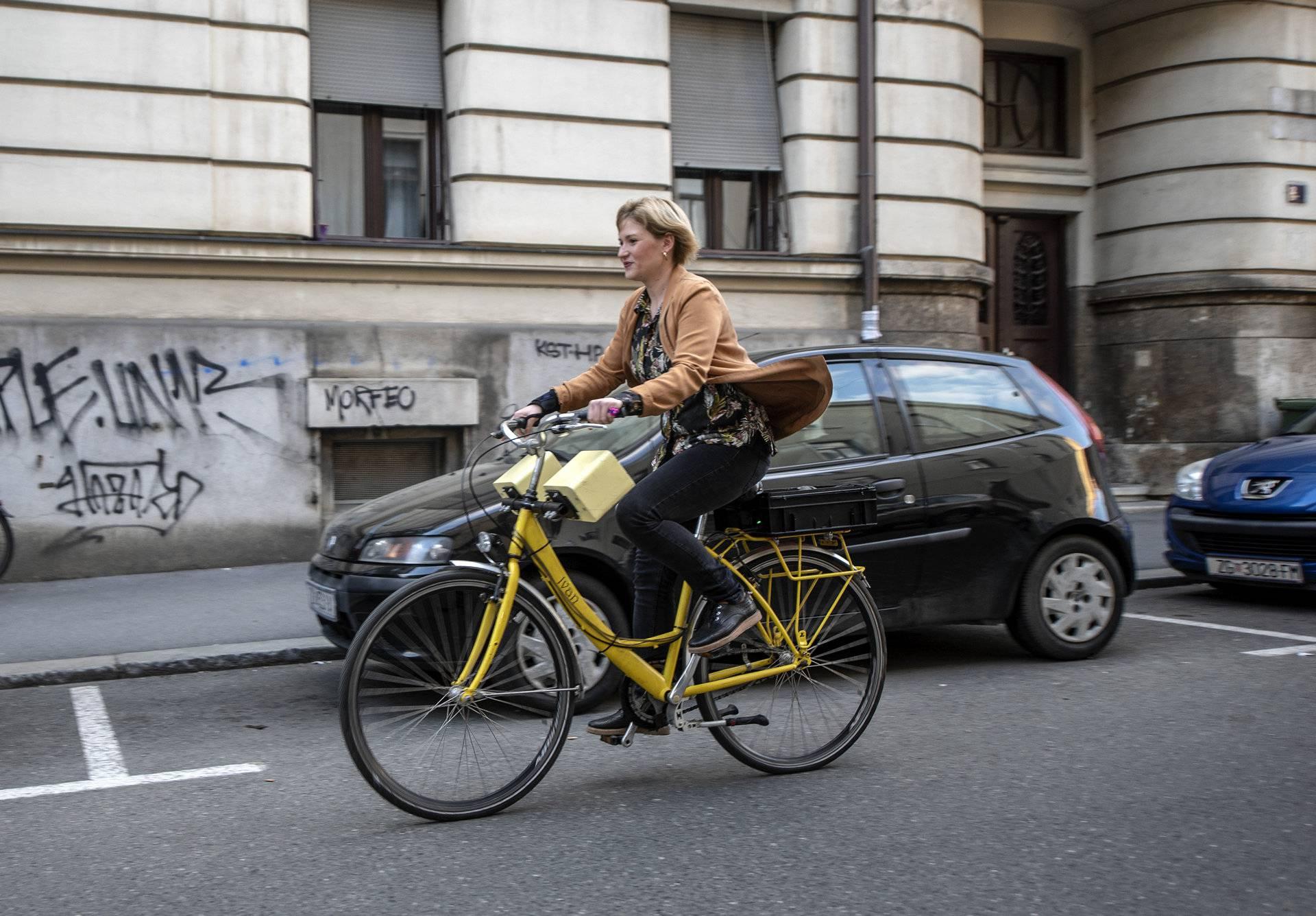 Svečani start soničnih bicikala: Provjerite kako zvuči Zagreb
