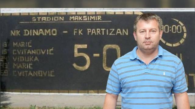 'Odigrao sam sedam utakmica za Dinamo, ali protiv Partizana obje, taj dres ne dam nikome!'